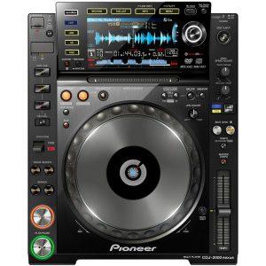 Pioneer CDJ2000nxs nexus