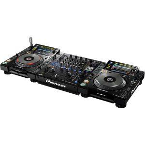 Pioneer nexus dj set cdj2000nxs djm900nxs