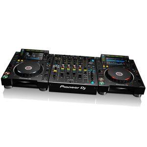 Pioneer nexus2 cdj2000nxs2 djm900nxs2