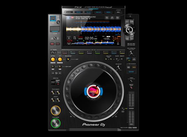 Pioneer-CDJ-3000-huren
